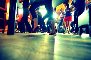 lekker dansen