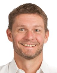 Erik Bär (oprichter en directeurTinker)